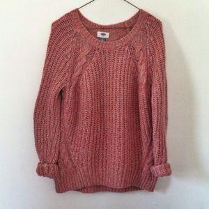 Old Navy Sweater Shirt Top Medium